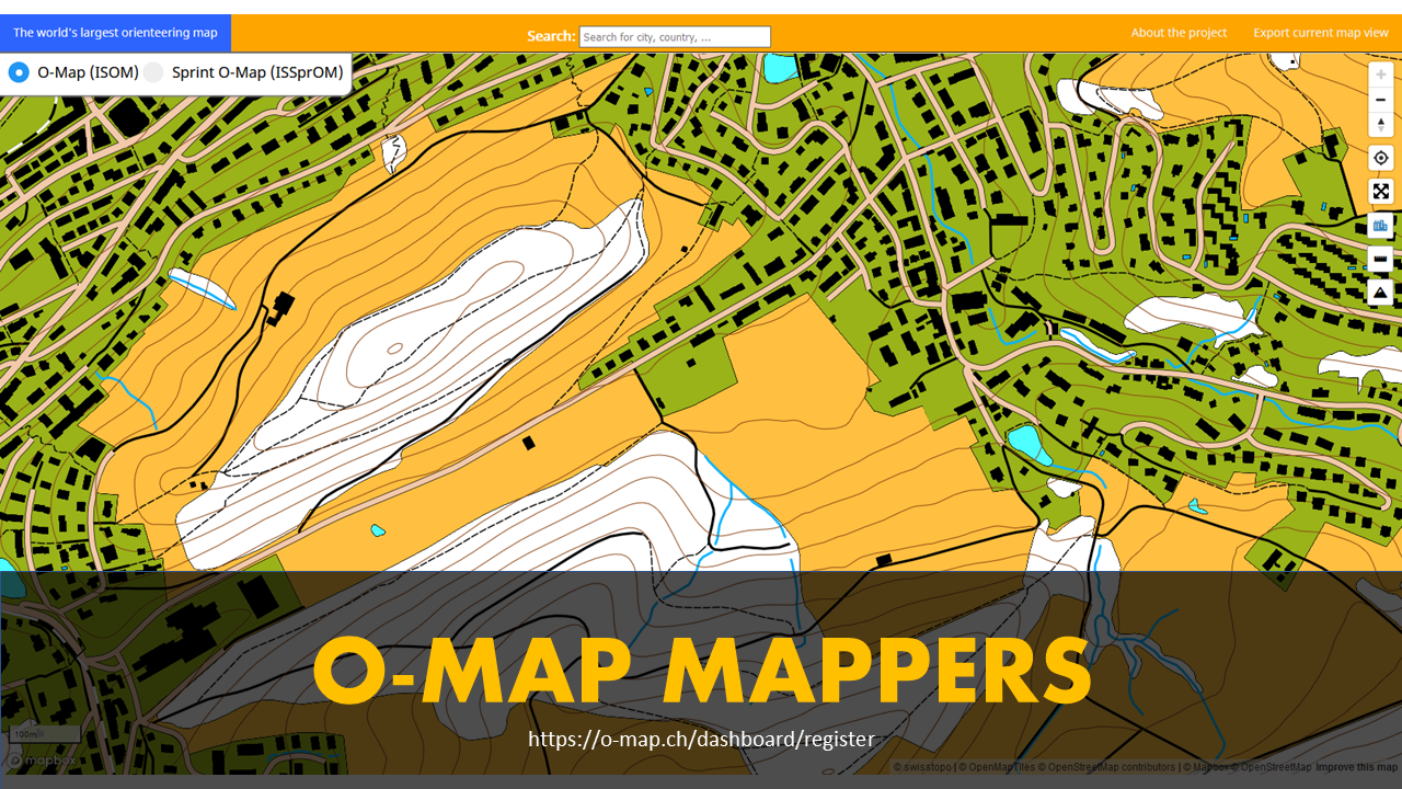 Get an o-map mapper